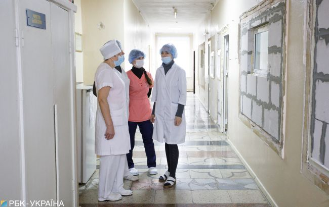 В Україні померла ще одна двомісячна дитина з COVID