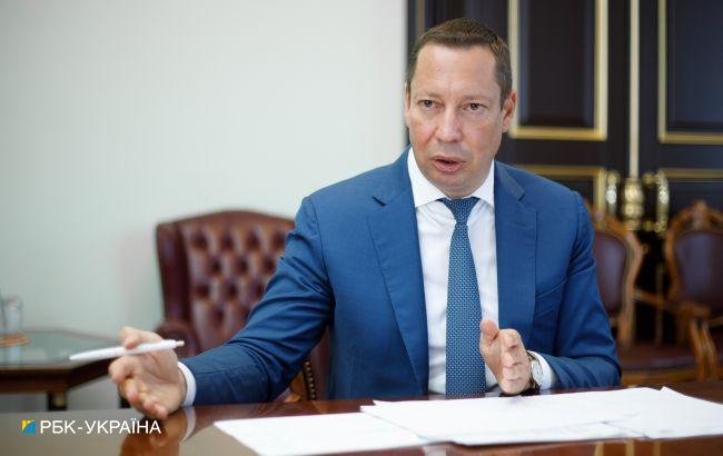 """Шевченко назвав """"піар-кампанією"""" звільнення топ-менеджерів з НБУ"""