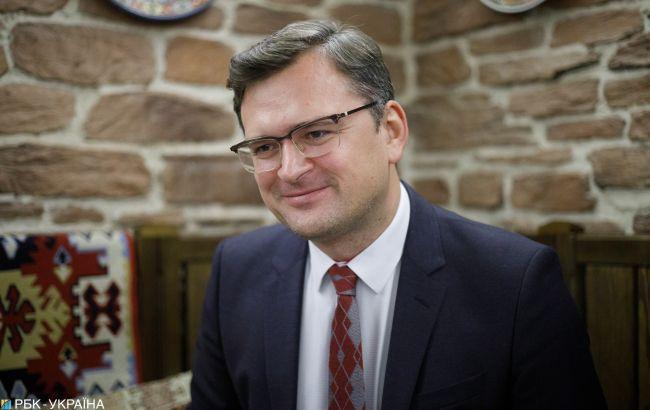 Евросоюз не может пообещать Украине членство, — Кулеба