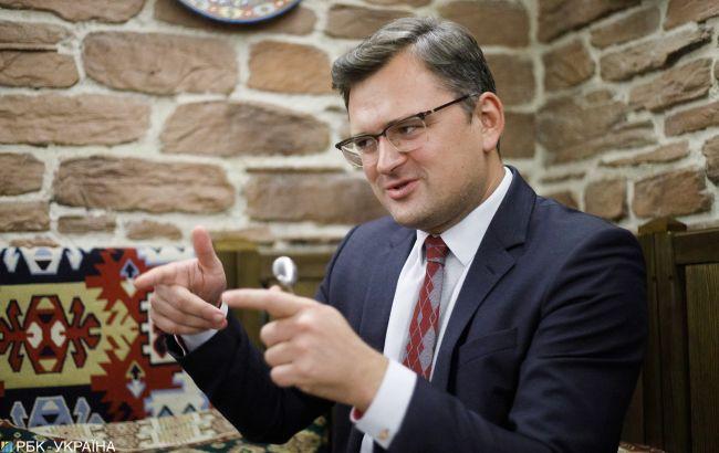 У Європейської ради немає підстав для скасування санкцій проти РФ, – Кулеба