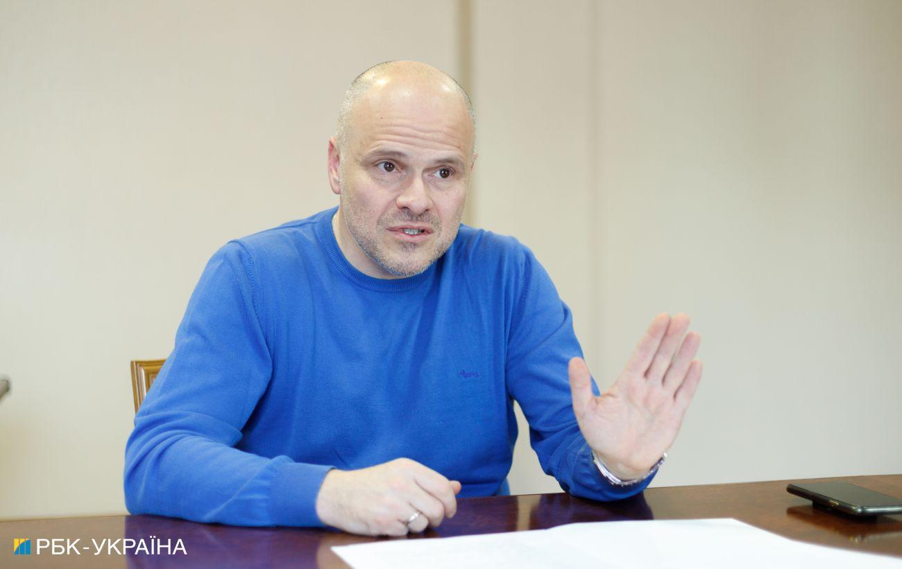 Ограничения на вход в Раду для непривитых проголосуют на следующей неделе, — Радуцкий