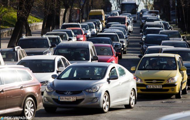 В Киеве установили блокпосты для температурного скрининга: список