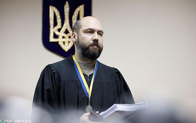 Суддю  Печерського райсуду Вовка виправдали у справі про незаконне рішення