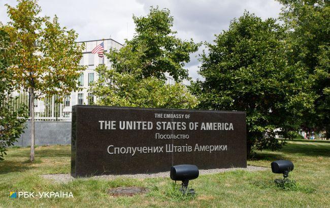 Посольство США обеспокоено повреждениями гражданской инфраструктуры на Донбассе