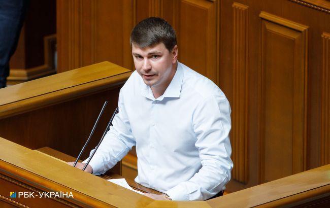 У Києві напали на народного депутата Полякова