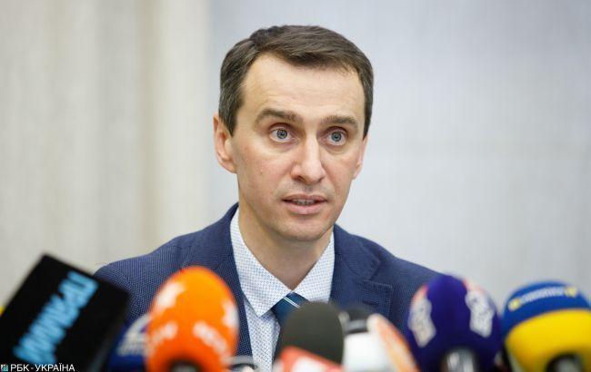 В Минздраве назвали число имеющихся экспресс-тестов на коронавирус по Украине