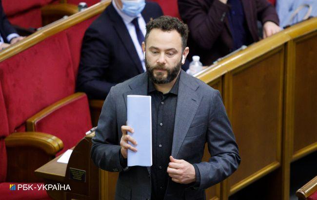 """Дубінського можуть виключити з партії """"Слуга народу"""""""