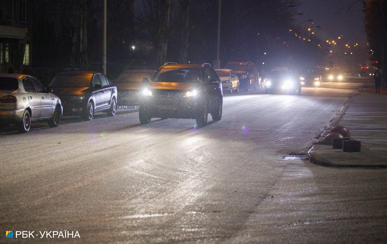 Киев передумал и ограничит въезд грузовиков уже с полуночи