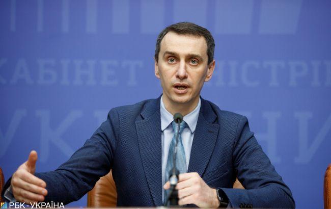 В Украине планируют еженедельно проводить до 80 тысяч тестирований на коронавирус