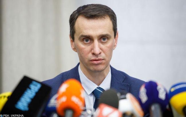 МОЗ визначив опорні бази для заражених коронавірусом в Україні