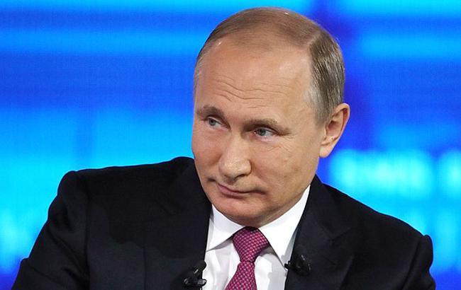 """Путін заявив, що не терпітиме """"хамство"""" США і пообіцяв відповісти на санкції"""