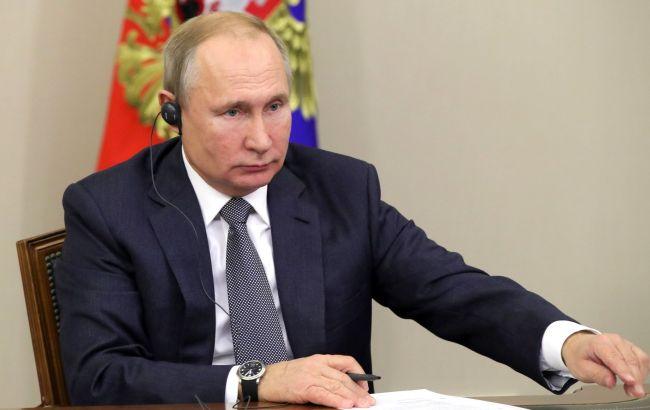 """Путін назвав терміни закінчення будівництва """"Північного потоку-2"""""""