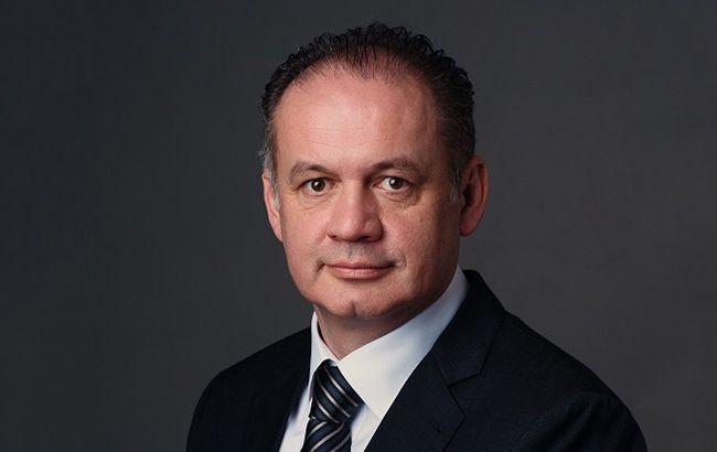 Бывшего президента Словакии обвинили в мошенничестве