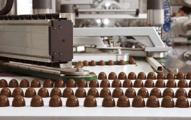 Фото: Украина сократила производство шоколада (roshen.com)