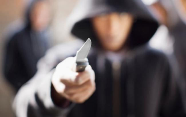Фото: Пограбування (kievvlast.com.ua)