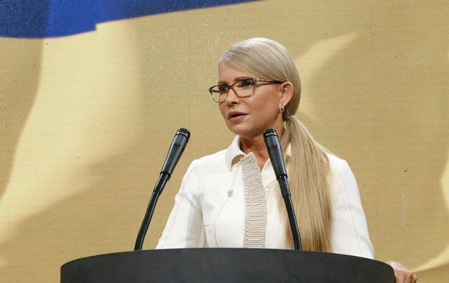 Тимошенко: новый экономический курс - это ставка на интеллект, а не сырье