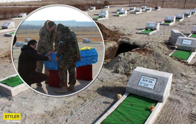 Сім'я знайшла спокій: у Запоріжжі ідентифікували бійця, який загинув під Іловайском