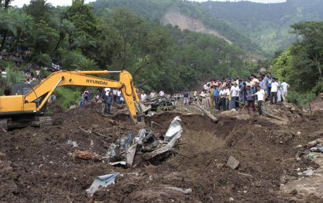 В Індії стався гірський зсув, загинуло щонайменше 45 людей