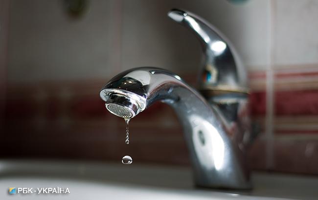 Фото: горяча вода в Києві (РБК-Україна)