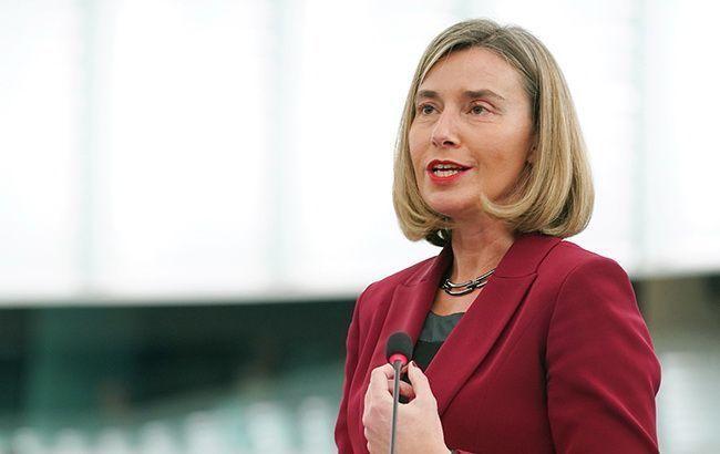 Могерини одобрила представленный Пристайко план урегулирования на Донбассе