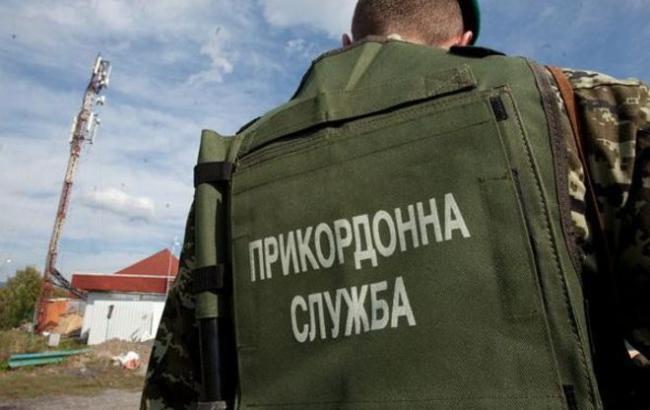 Фото: пограничники задержали разыскиваемого Интерполом турка