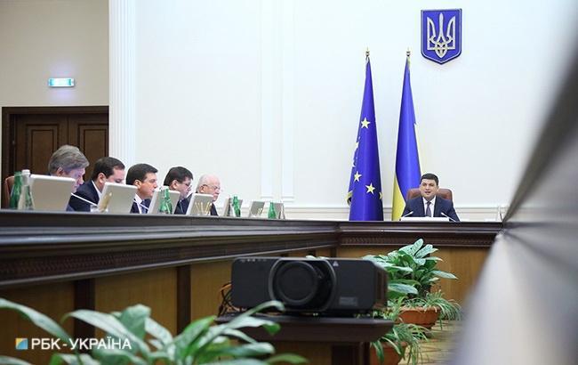 Кабмін пропонує РНБО розширити санкції проти Росії