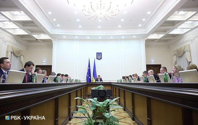 Кабмин подготовил первые изменения в госбюджет-2019