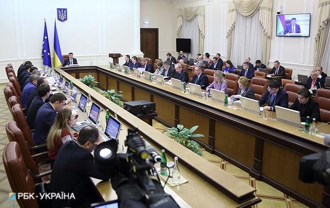 Кабмин предлагает Раде увеличить территорию Бахмутского района Донецкой области