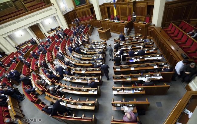 Сможет ли Рада отменить электронные декларации для антикоррупционеров
