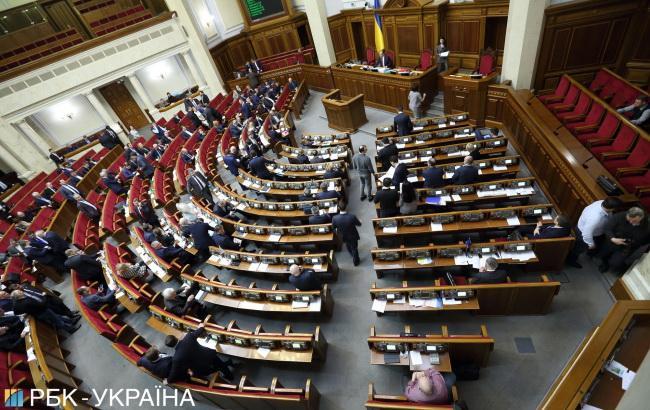 В Раде сомневаются в принятии избирательного кодекса до парламентских выборов