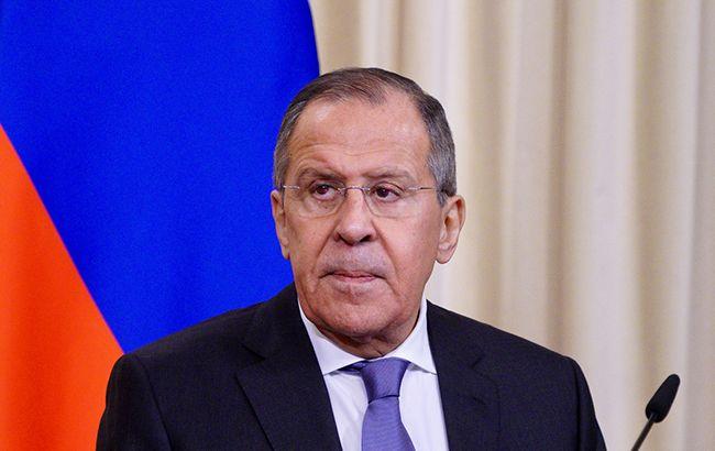 Лавров: РФ готова розглядати пропозиції щодо врегулювання на Донбасі