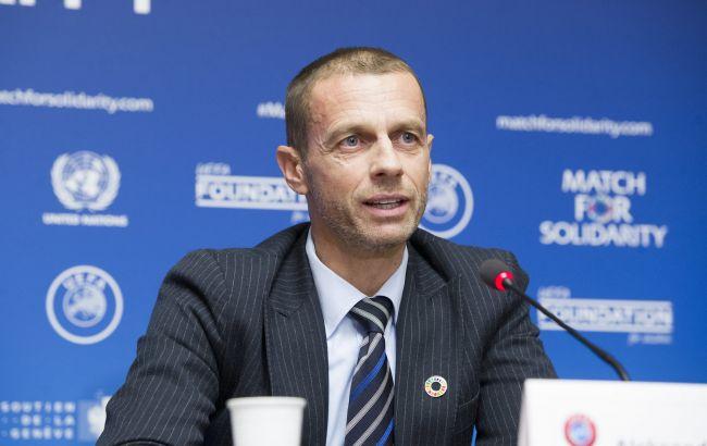 В УЄФА назвали терміни завершення Ліги чемпіонів
