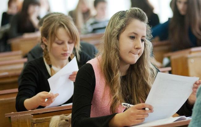 Фото: Студенты (УНИАН)