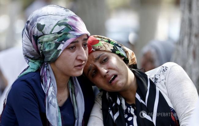 Фото: теракт у Туреччині