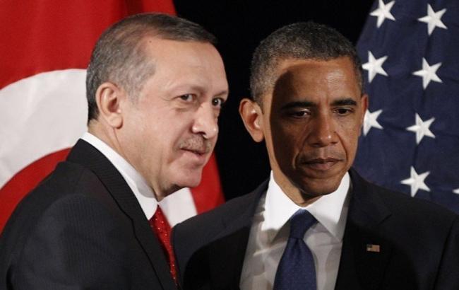 ВБелом доме неисключили возможность неформальной встречи Обамы иЭрдогана