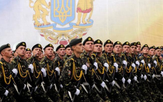 Коалиция обязалась в 2015 г. провести все основные реформы в украинской армии