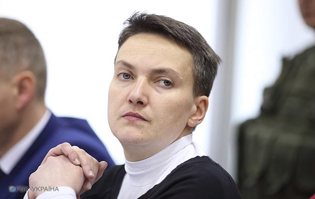Защита Савченко заявила отвод прокурору после заявления об отводе судьи