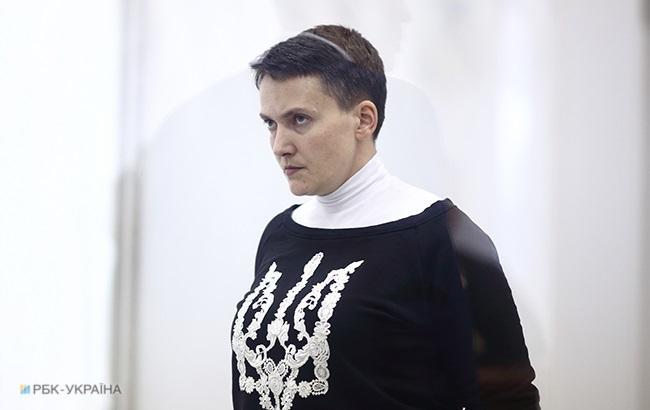 Савченко можуть звільнити з-під варти
