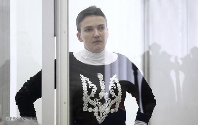 """""""Она сильно похудела"""": адвокат рассказала об условиях, в которых сидит Савченко"""
