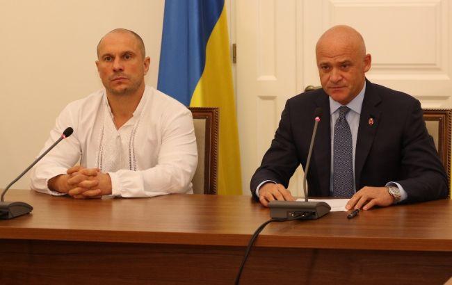 Фото: Илья Кива и Геннадий Труханов