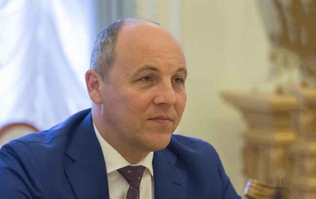 Парубий позвал британцев в общую  группу поборьбе с«агрессией России»