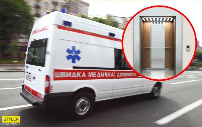 В Киеве оборвался лифт в одном из гипермаркетов: погиб человек