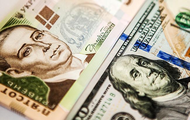 НБУ на 7 ноября установил курс гривны на уровне 27,95 грн/доллар