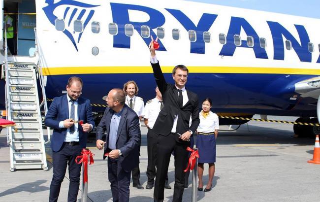 Ryanair може зайти ще в п'ять аеропортів України, - Омелян