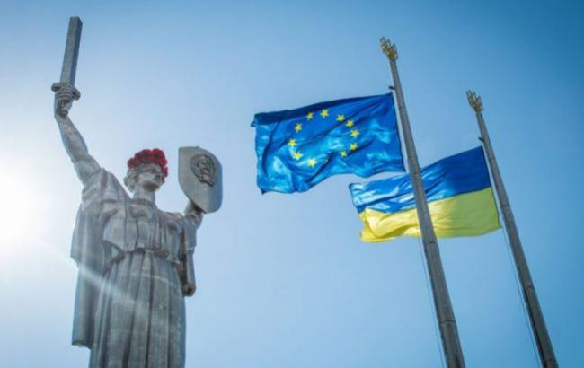 Фото: Украине дали безвиз