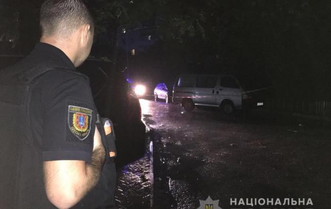 В Одесі стріляли у місцевого активіста
