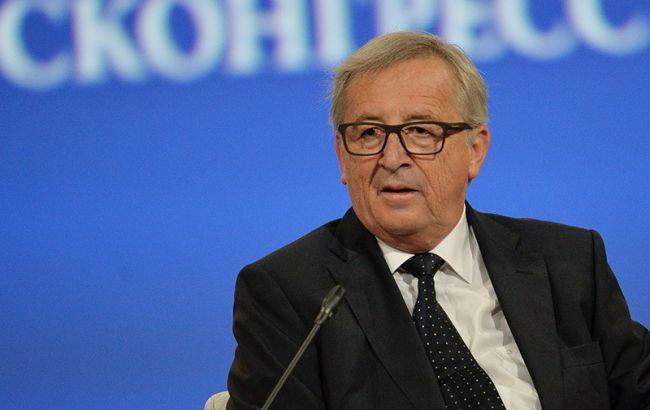 Фото: Жан-Клод Юнкер отверг критику журналистов