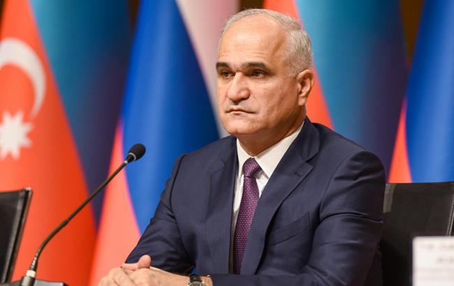 Азербайджан желает сделать вКиеве Торговый дом