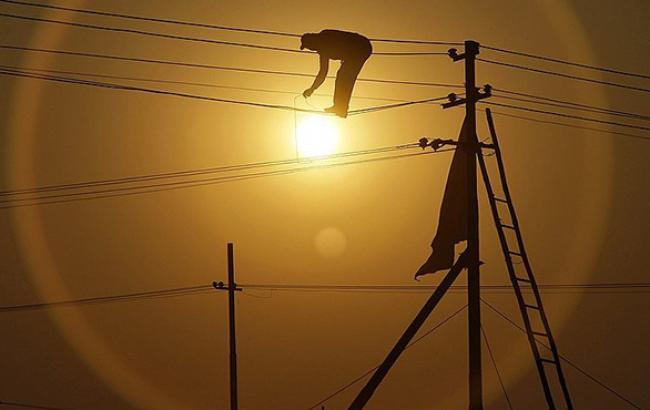 У ЛНР заявляють, що перейшли на російську електроенергію