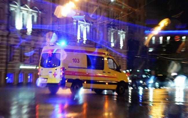 Фото: украинец погиб на стройке в Москве